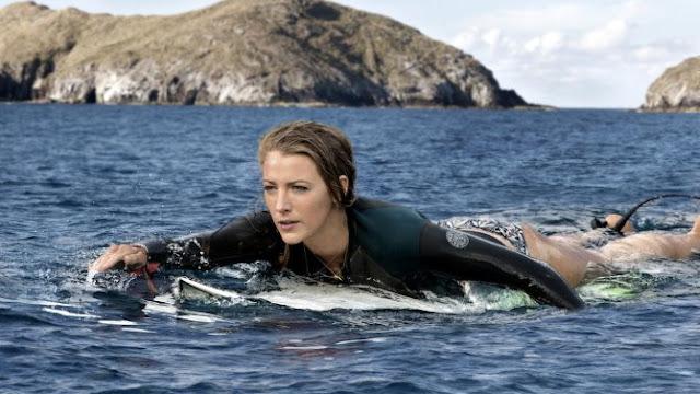 Águas Rasas, Dica de cinema, Blake Lively