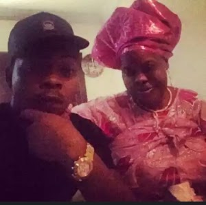 Nigerian Musician Olamide  Mother Is Dead