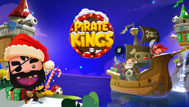 Pirate Kings Free Coins, Spins, Shields Daily Bonus Summary