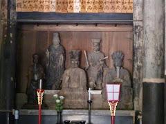 建長寺・伽藍神像