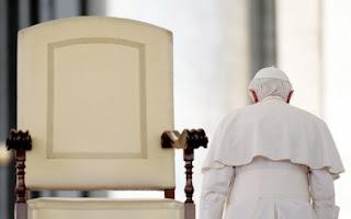 Ratzinger nos bastidores do poder em Roma