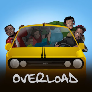 Mr Eazi – Overload ft. Slimcase & Mr Real & London Town ft. Giggs
