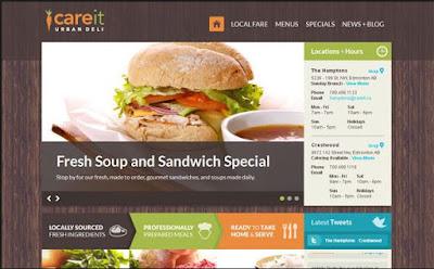 Search Engine Optimization (SEO) Website Restoran
