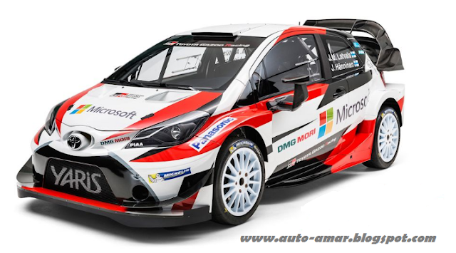 TOYOTA  IS GOING BACK To WRC With Yaris