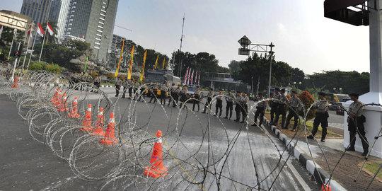 Netizen Keluhkan Macet Akibat Pengalihan Arus Karena Sidang MK