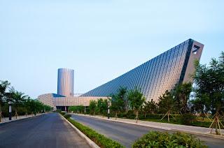 Source: AccorHotels. The Grand Mercure Qingdao Nanshan Resort.