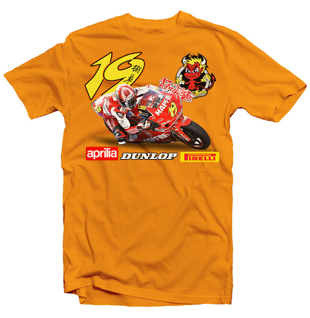 moto gp tshirt design