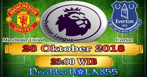 Prediksi Bola855 Manchester United vs Everton 28 Oktober 2018