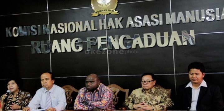 Anggota FPI lolos seleksi Calon Komnas HAM, Anti FPI Panik dan Protes