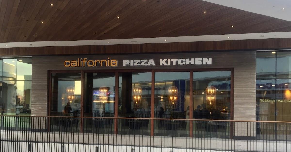 Jay Eats Worldwide: California Pizza Kitchen - A New Look & Menu in ...