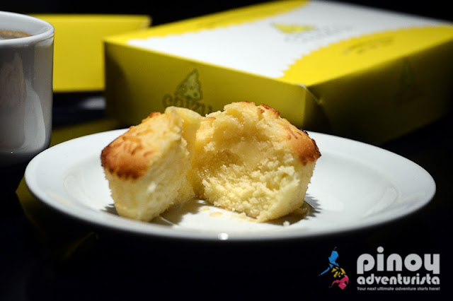 Chizu Cheese Cupcakes