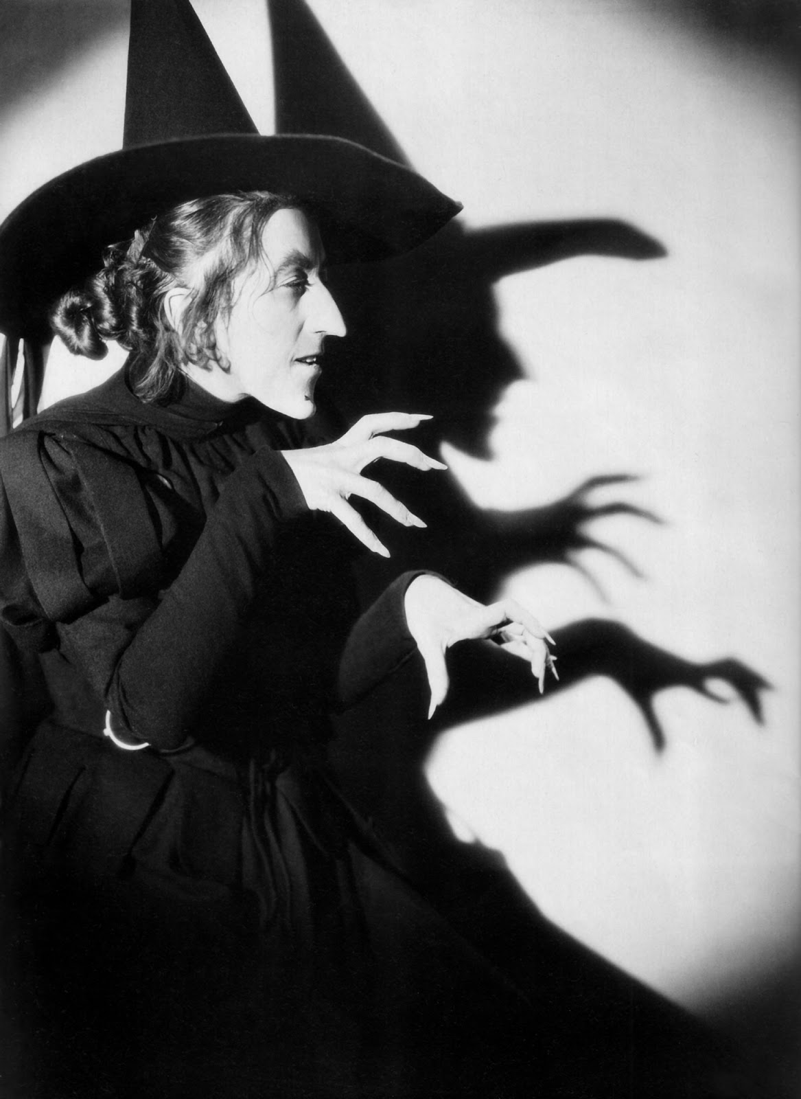 Margaret Hamilton As The Wicked Witch Of West