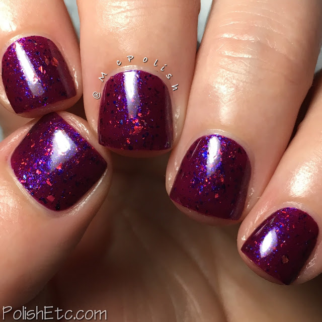 Great Lakes Lacquer - Holiday 2017 - McPolish - Happy Holidays
