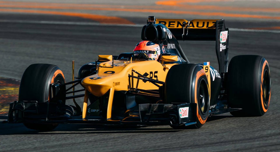 Robert kubica says there 39 s a good chance he could return to f1 for Kubica cars