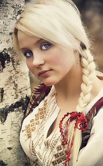 Beauty In Russian Women My 113