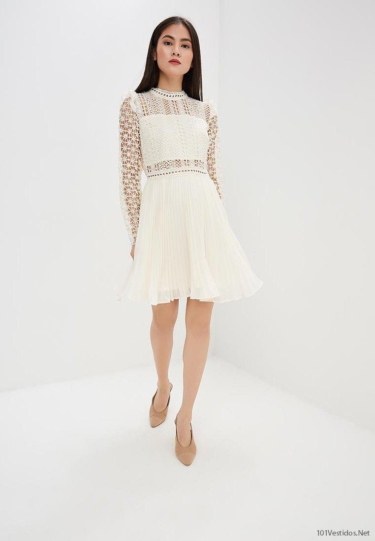 Vestidos Para Ir A Bautizo 15 Opciones Increibles 101