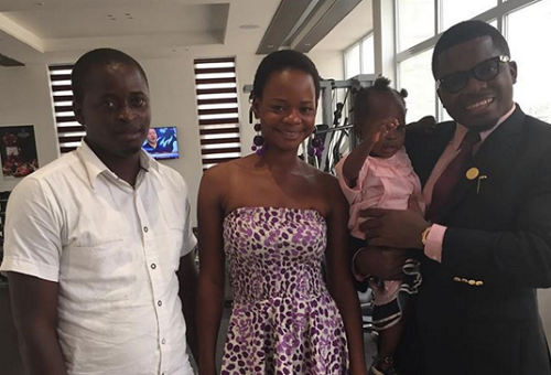 Photos: Sujimoto Gives Olajumoke & Family Luxury Accommodation, Set To Sponsor Her Education