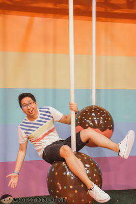 Renz Cheng Wrecking Ball in Dessert Museum