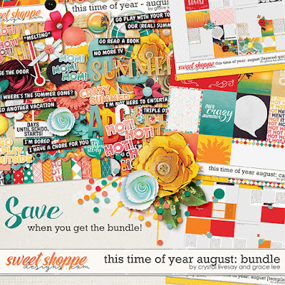 This Time of Year August: Bundle