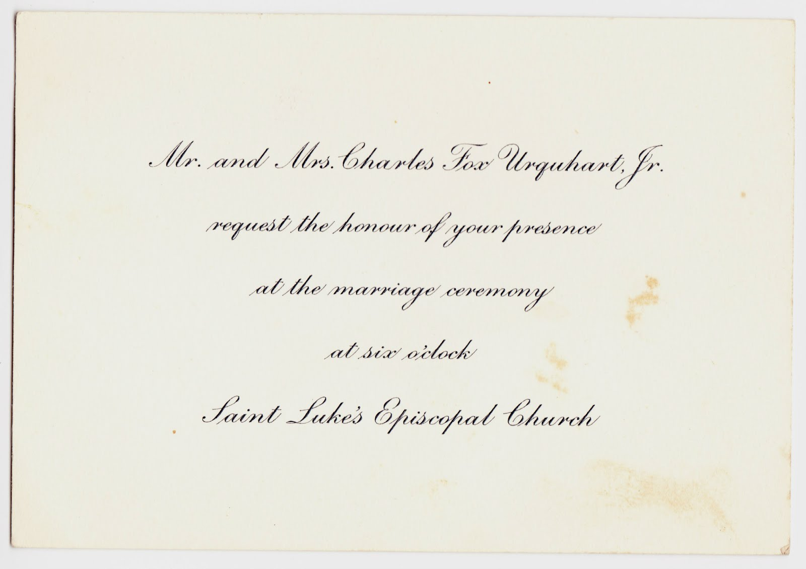Honor Or Honour On Wedding Invitations: Papergreat: A Gaggle Of Great Things Tucked Away Inside Books