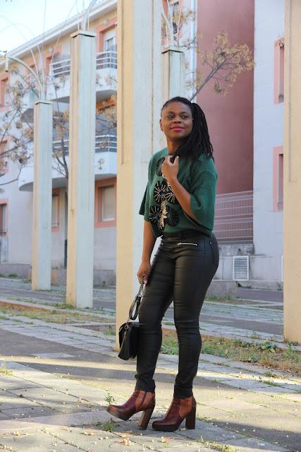 look pas cher, total look pas cher, total look pour moins de 70 euros, pantalon skinny