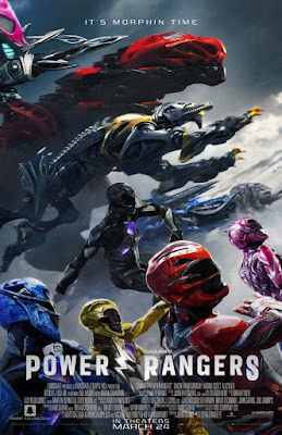 Review Power Rangers 2017