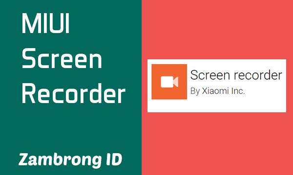 Cara Merekam Audio Internal di Xiaomi Redmi Note 4 Mediatek