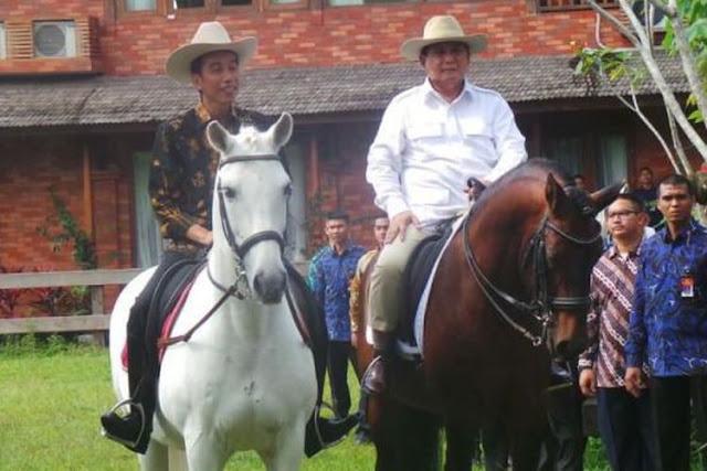 Soal Wacana Jadi Cawapres Jokowi, Prabowo Tunggu Suara Gerindra