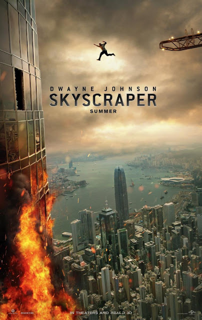 Skyscraper [2018] [BBRip 1080p] [Dual Audio]