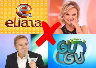 Gugu Liberato pode substituir Eliana nos domingos do Sbt