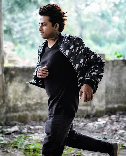 Sourajit Saha Running