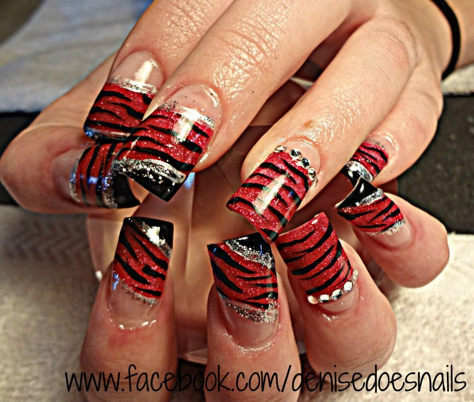 Nail Art By Denise Groves January 2013
