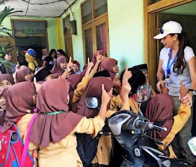 Any Kusuma Dewi : Sosialita Tajir Berhati Malaikat Tinggalkan Dunia Glamor untuk Anak Jalanan