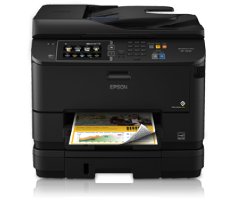 Epson WorkForce Pro WF-4640 Driver Download - Win, Mac
