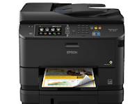 Epson WorkForce Pro WF-4640 Driver Download - Win, Mac