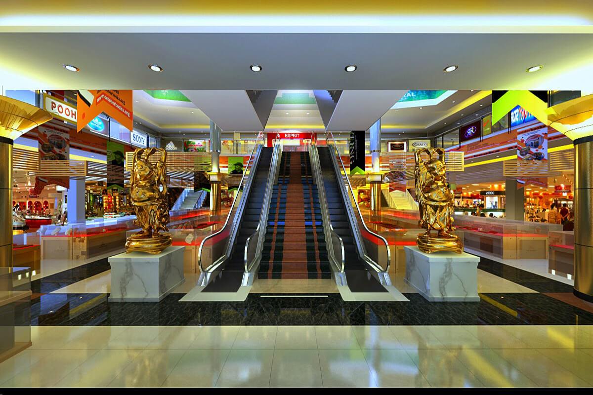 Trung tâm thương mại TNR Goldmark City
