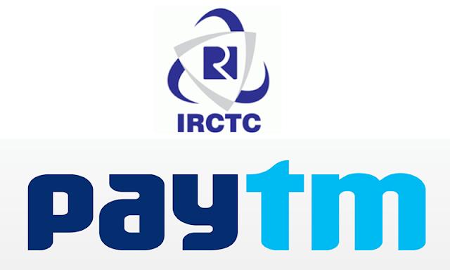 paytm-IRCTC-Cashless-Payment