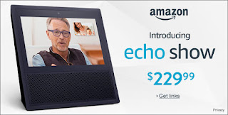 Amazon Echo Show, Alexa, Amazon