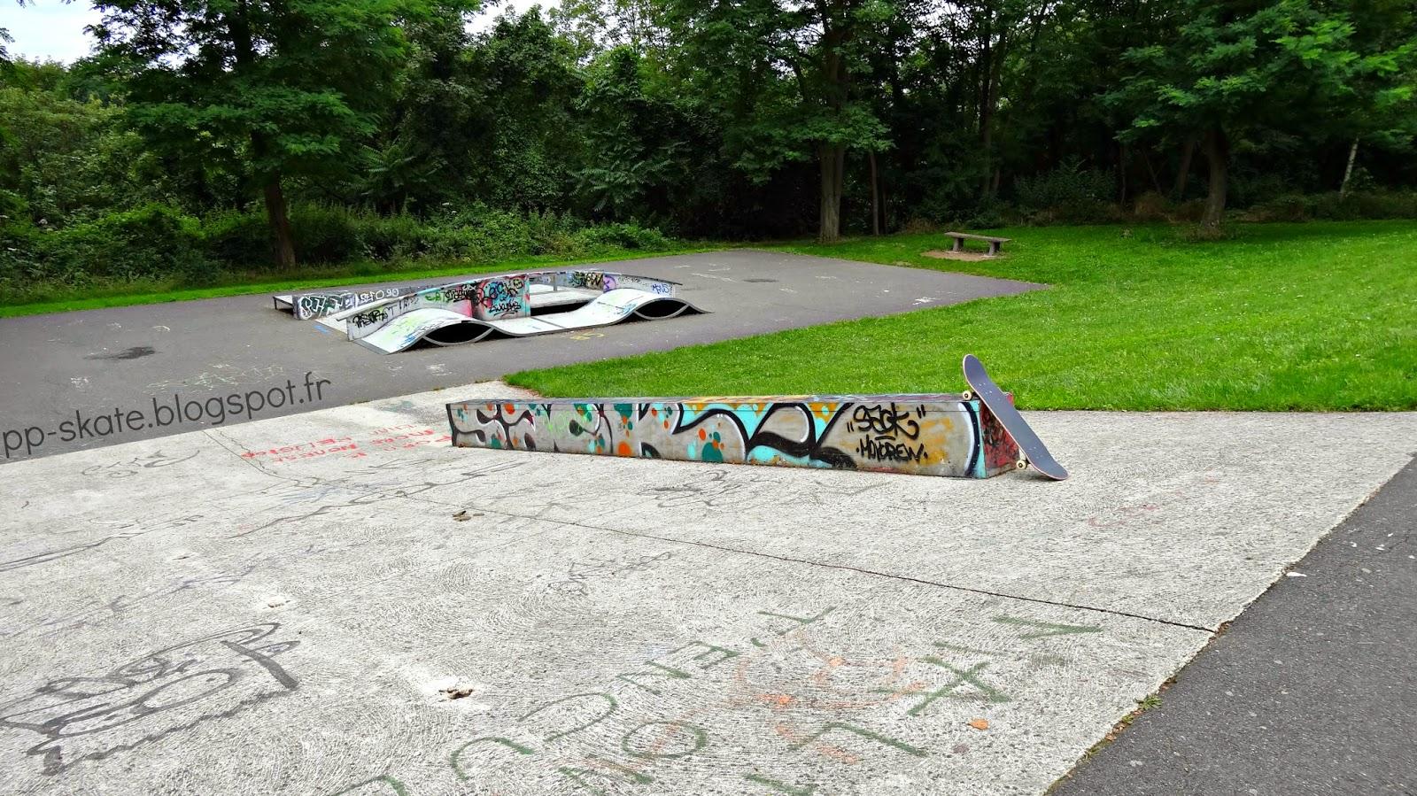 skate park epinay sur orge