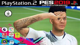 pes 2019 playstation 2