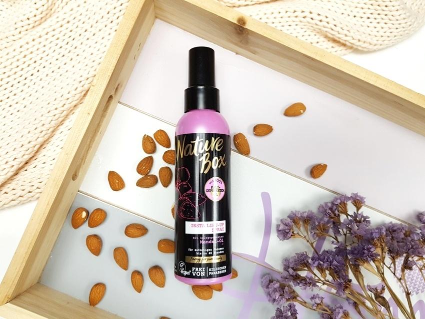 Nature Box Almond Insta Lift-Up spray