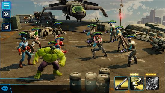 Free Download MARVEL Strike Force Mod Apk for Android Terbaru MARVEL Strike Force v1.3.2 Mod Apk (Unlimited Energy)