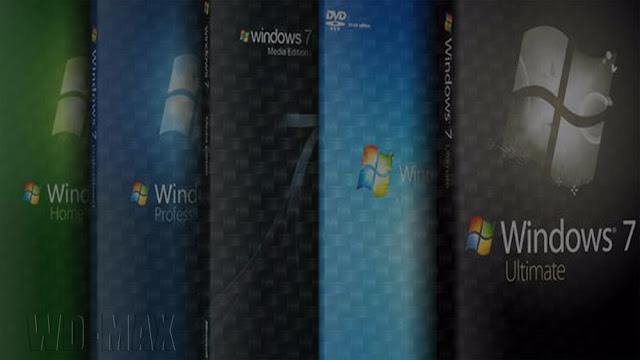 ويندوز 7 مجمعة ومفعلة 33x1 نواة 32/64 عربي-إنجليزي-فرنسي