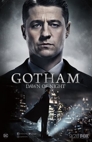 Série Gotham - 4ª Temporada - Legendada Dublado Torrent 1080p / 720p / Bluray / FullHD / HD / HDTV / WEB-DL Download