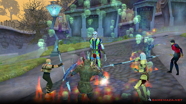 EverQuest Titanium Gameplay Screenshot 1