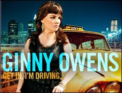 "Ginny Owens ""Get in I'm Driving"""