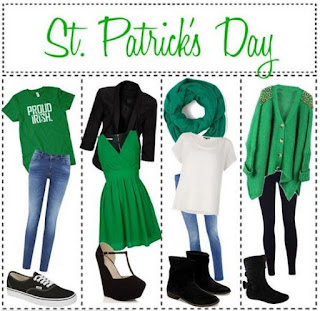 Saint Patrick's Day Outfits Ideas 2018