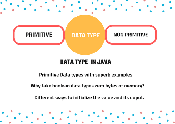 data types in java,Java data types with example,primitive data types with examples,learn java data types