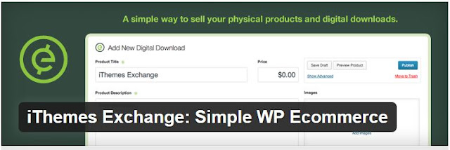Top 8 Free WordPress eCommerce Plugins 2016 itheme 2Bexchange
