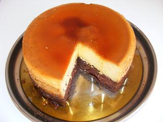 Tort de crema de zahar ars cu blat de pandispan retete culinare,